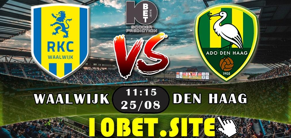 Waalwijk vs Den Haag