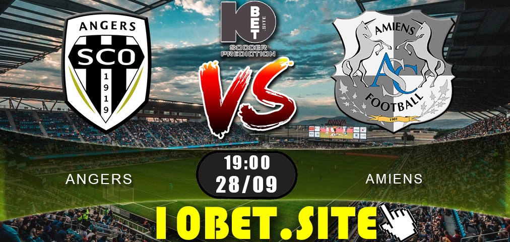 Angers vs Amiens - Prediction, Odds and Betting Tips - 28.09.2019