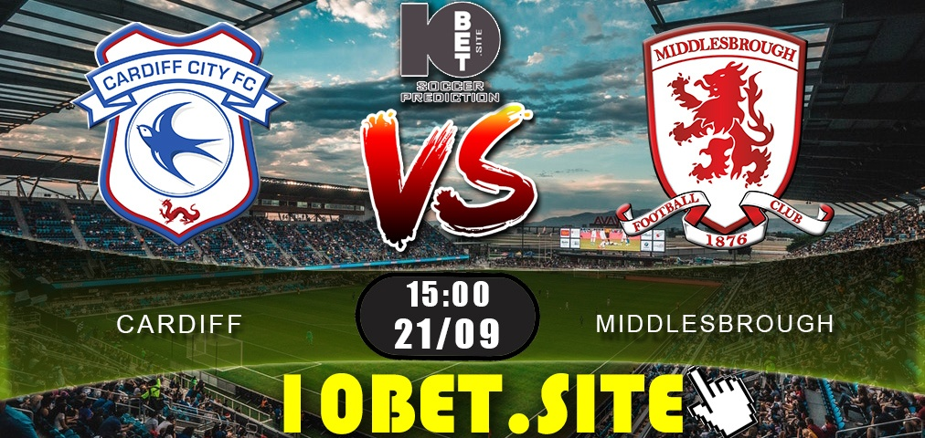 Cardiff vs Middlesbrough - Prediction, Odds and Betting Tips - 21.09.2019