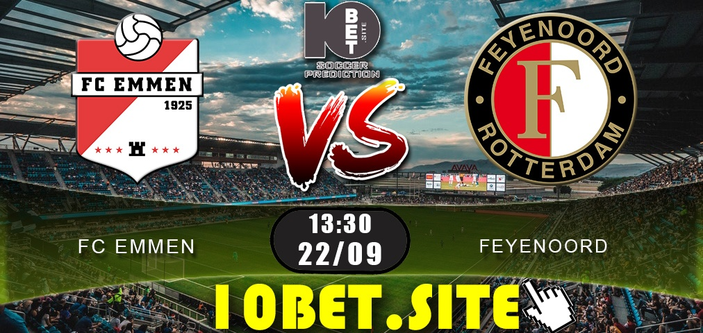 FC Emmen vs Feyenoord - Prediction, Odds and Betting Tips - 22.09.2019