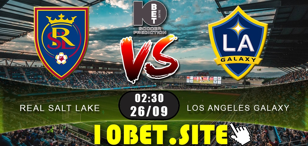 Real Salt Lake vs Los Angeles Galaxy - Prediction, Odds and Betting Tips - 26.09.2019