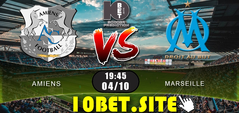 Amiens vs Marseille - Prediction, Odds and Betting Tips - 04.10.2019
