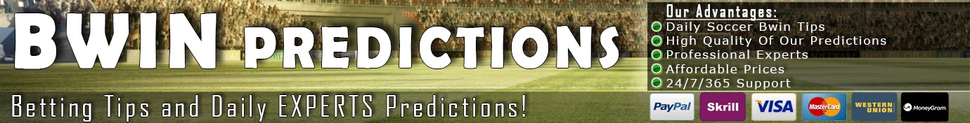 Bwin Predictions and Tips for Today